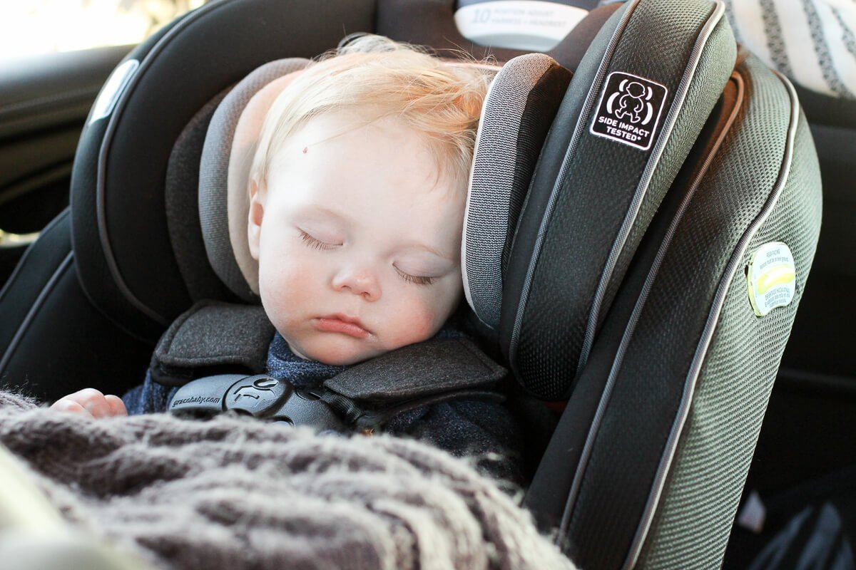 Transitioning To A Convertible Car Seat Extended Rear Facing