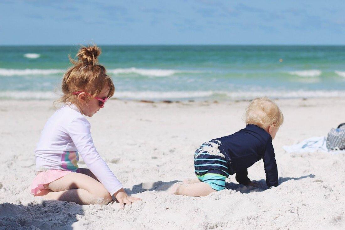 Honeymoon Beach Florida 2018
