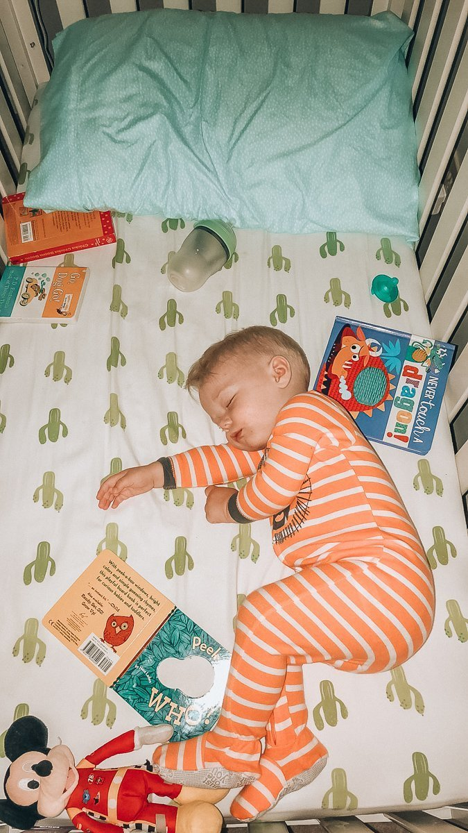 Benjamin 16 months old