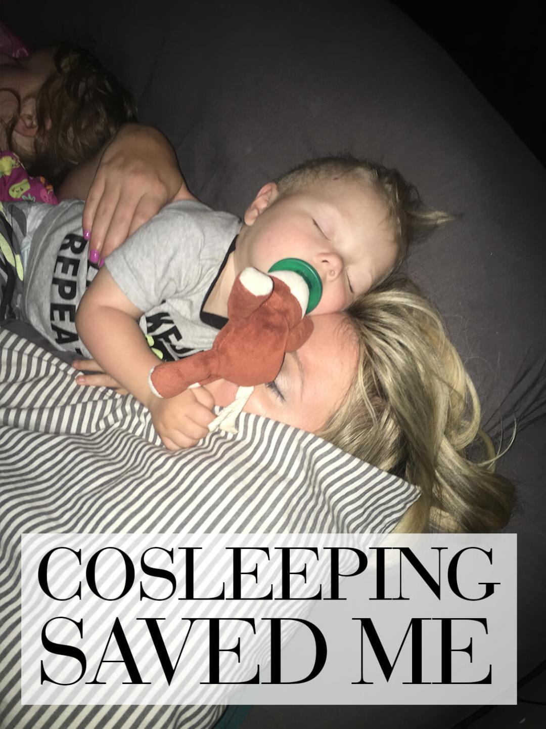 Cosleeping Saved Me