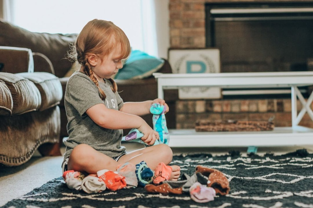 Get kids involved in chores and cleaning