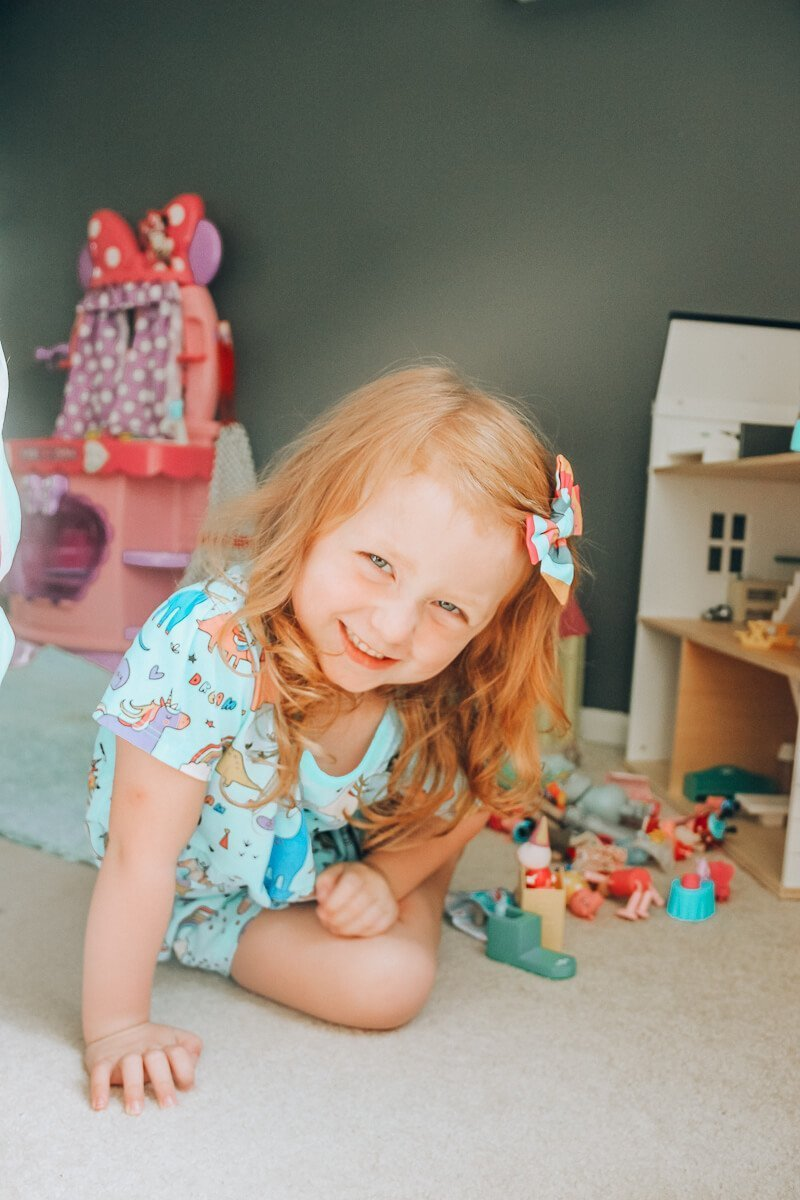 Blaire 4.5 years old
