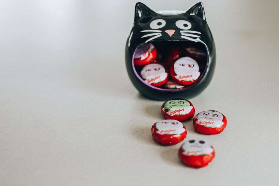 Babybel Halloween Packaging