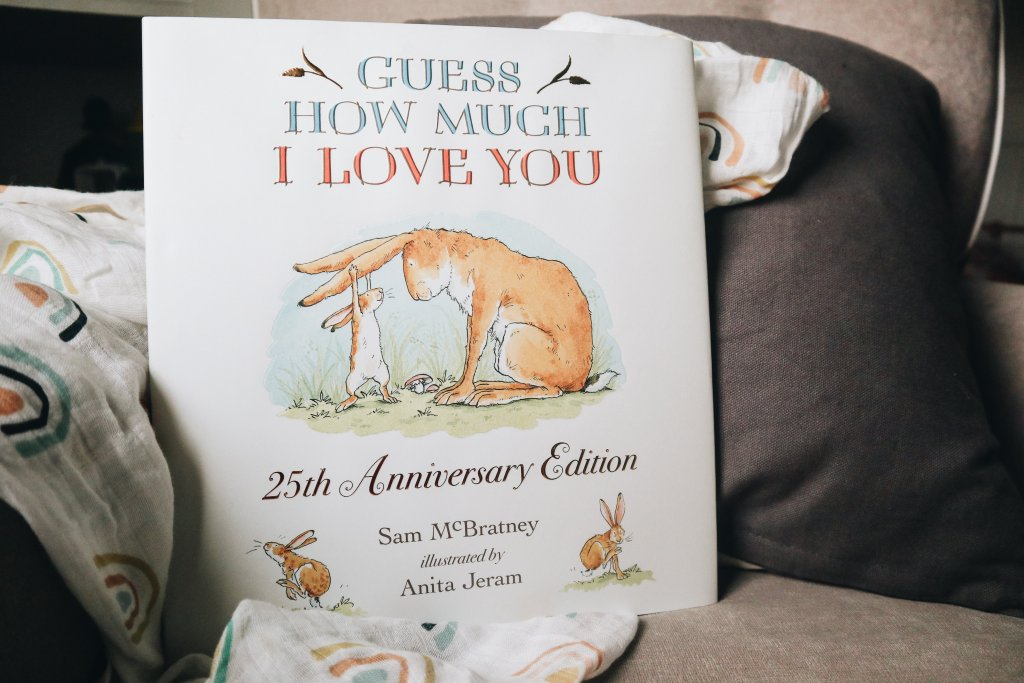Guess How Much I Love You 25th Anniversary Book