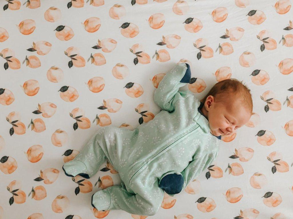 Sloane Newborn Photo