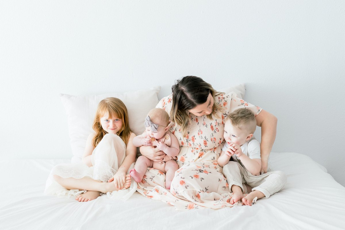Trista Peterson Motherhood Session