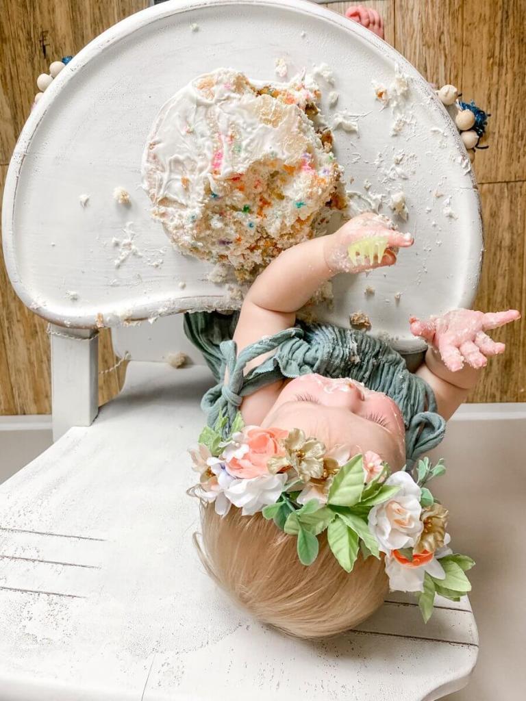 Sloane Cake Smash