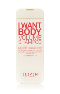 Eleven I Want Body Volume shampoo – 300ml