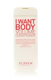 Eleven I Want Body Volume conditioner – 300ml