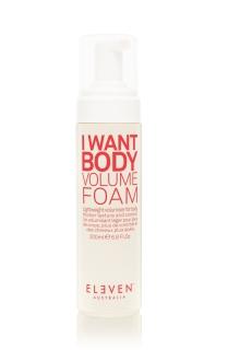 Eleven I Want Body Volume foam – 200ml