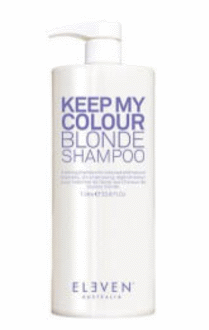 Eleven Australia Keep My Colour Blonde shampoo 1L