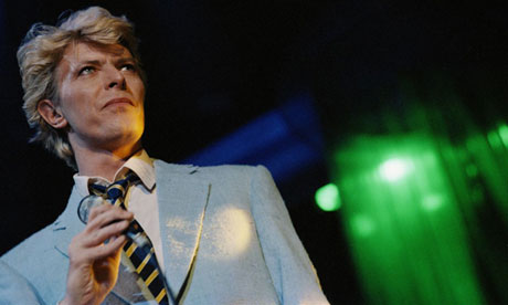 David Bowie has released a new single, Where Are We Now?