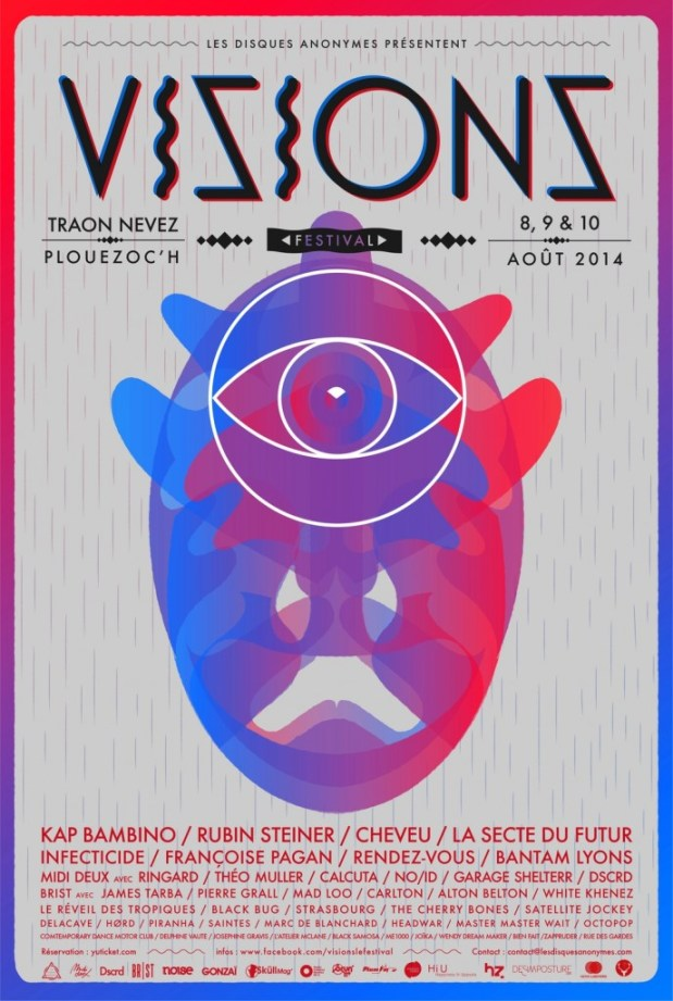 affiche VISIONS II bis