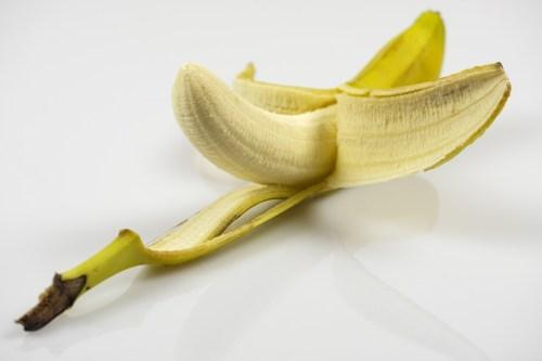 バナナ 皮 成分