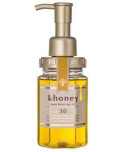 &honey(アンドハニー)ディープモイストヘアオイル3.0