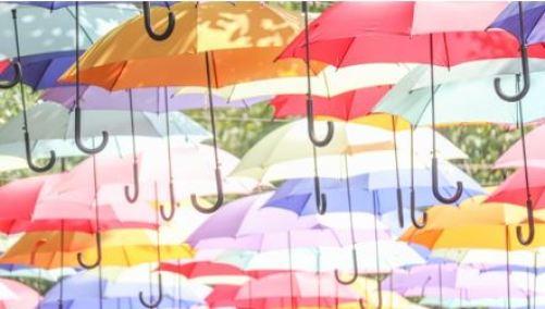 日傘 黄ばみ オキシクリーン