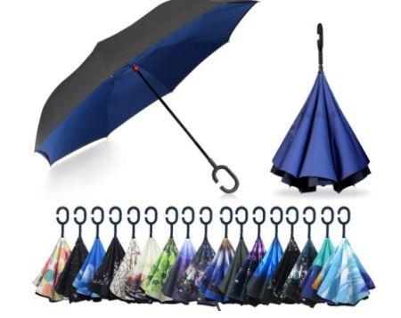 日傘 完全遮光 違い
