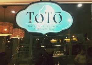 Toto Home Made Ice Cream and Dessert Cafe