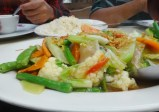 Mixed Vegetables - Php 100.00