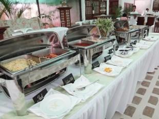 Buffet Choices!