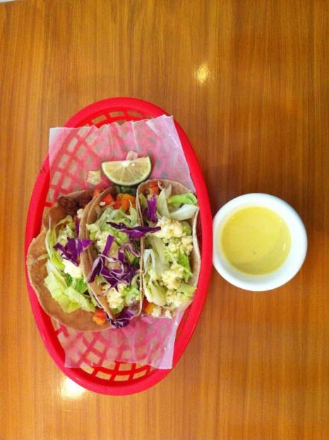 Cajun Beef Tacos, Php 285.00