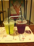 Iced Fruit Coolers