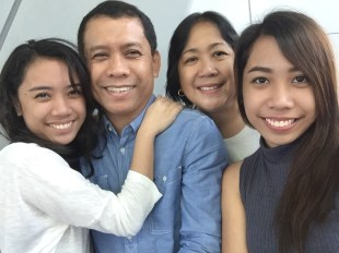 Family is love.