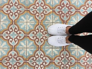 I'm all about floors.