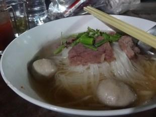 Dinner for 30 Baht!