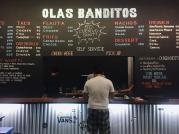 Dinner at Olass Banditos