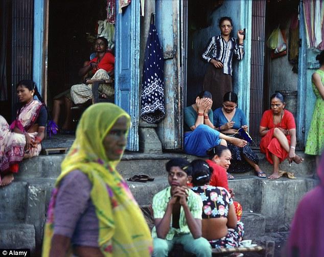 Mumbai's Falkland Road : Picture Credits
