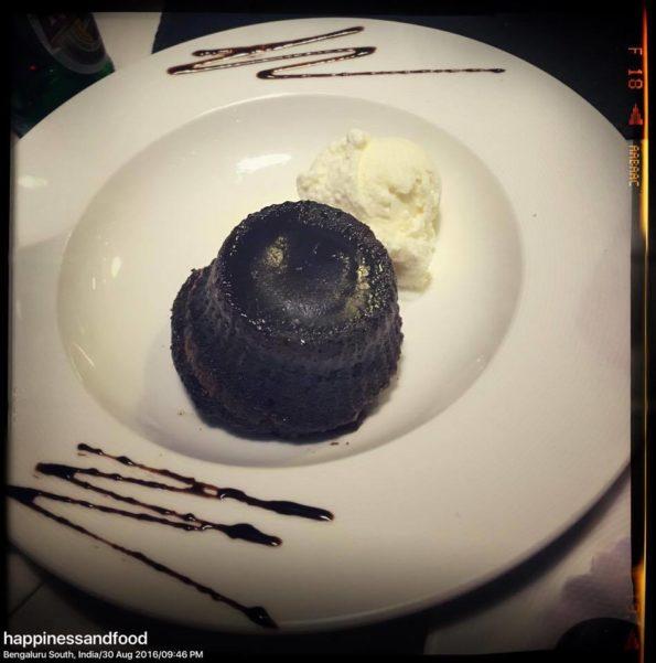 An expensive cake..