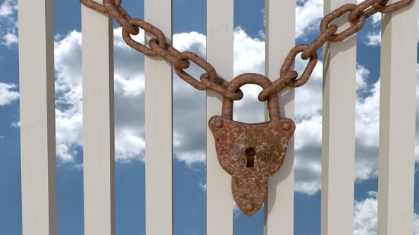 Dare you unlock the lock and set yourself and others free