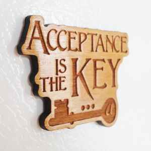 Acceptance is the Key