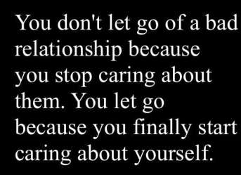 Leaving a Toxic Relationship