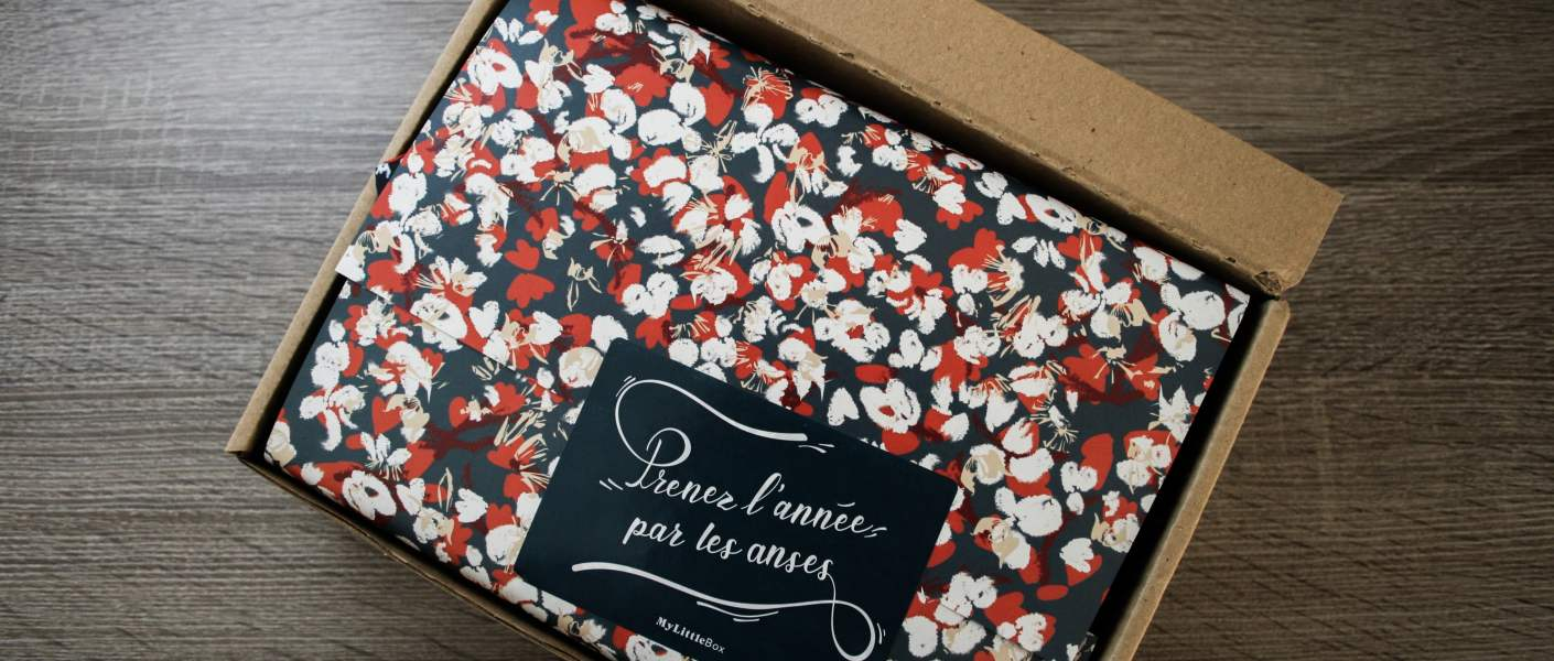my little box janvier