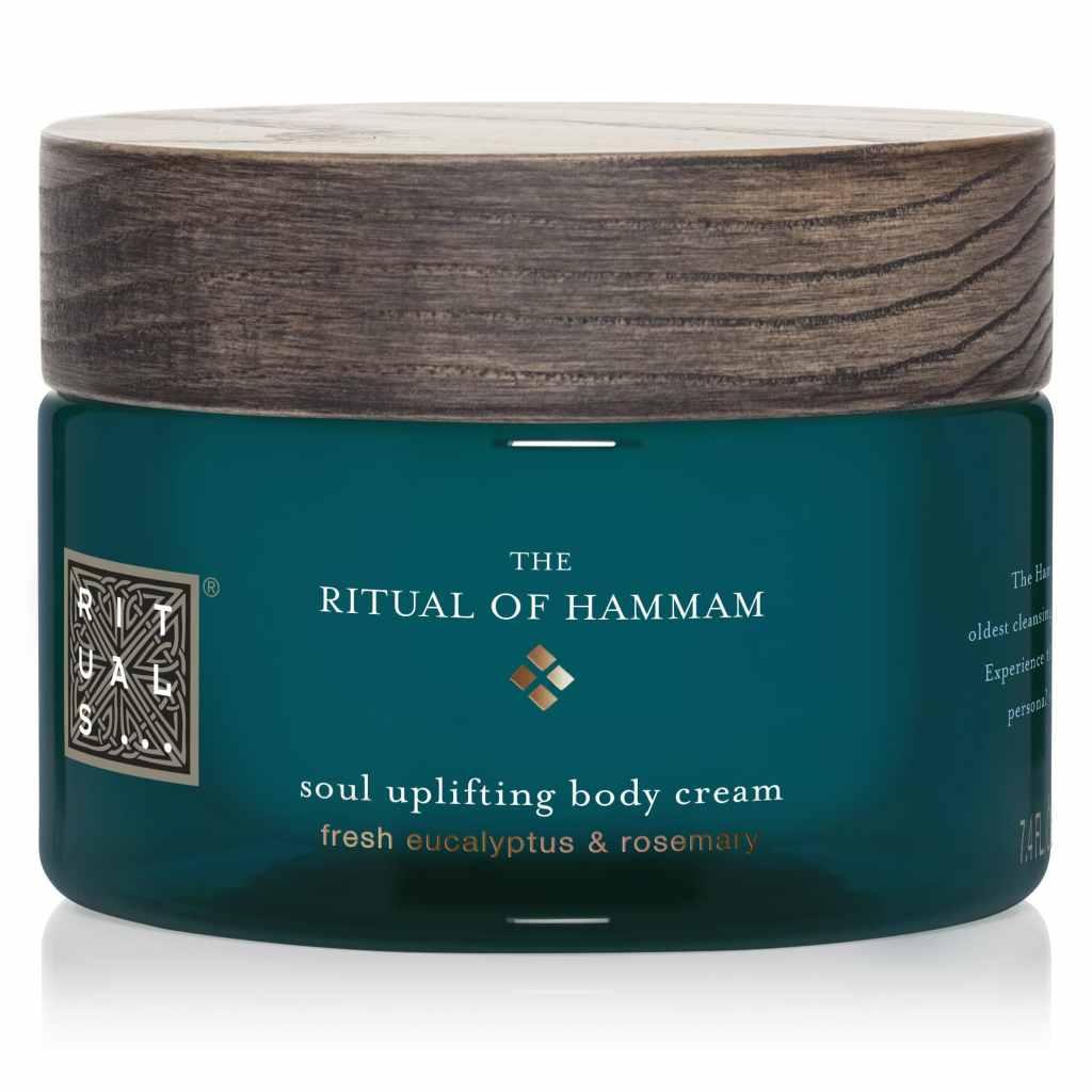 crème corps eucalyptus hammam rituals