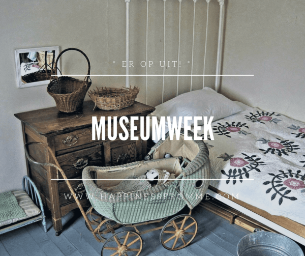 || Museumweek || Leuke musea tips!