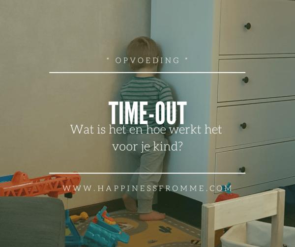 Time-out voor je kind, wat is het en hoe werkt het?