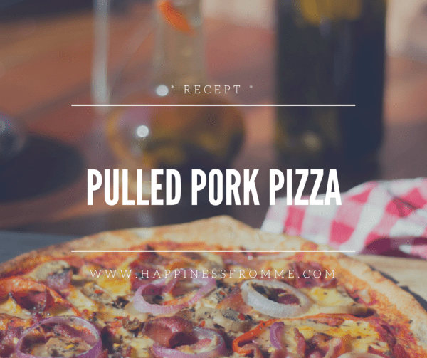 ][ Recept ][ Pulled Pork Pizza ][