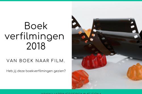 Boekverfilmingen 2018