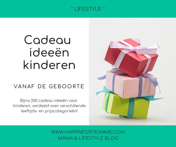 Cadeau ideeën voor kinderen