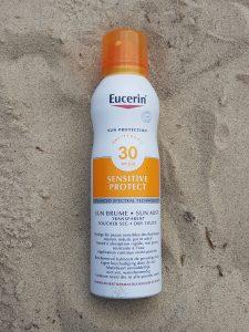 Eucerin zonbescherming