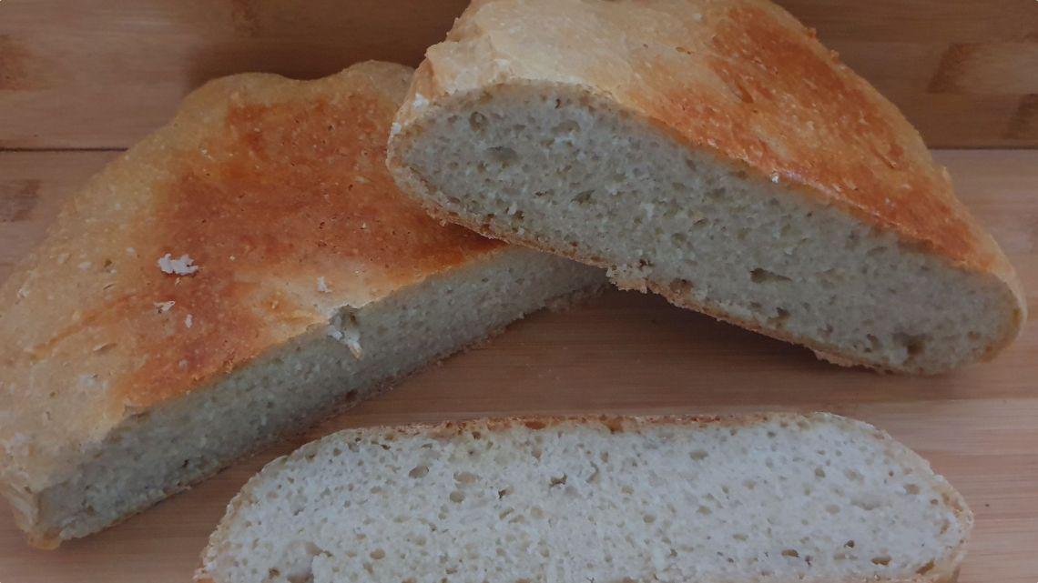 Basis recept brood uit de slowcooker