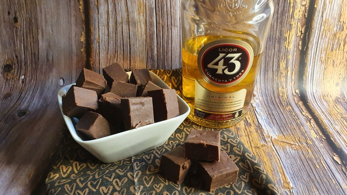 Licor 43 Fudge