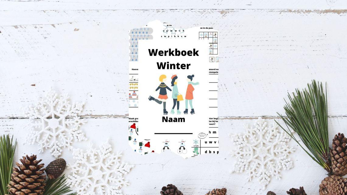 winter werkboek