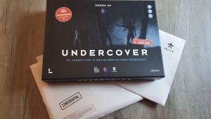 Undercover detective spel, meer dan 2,5 uur speelplezier!