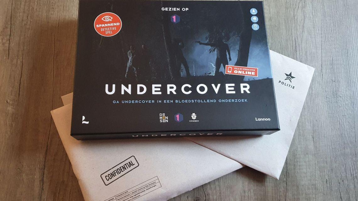Undercover Detective spel