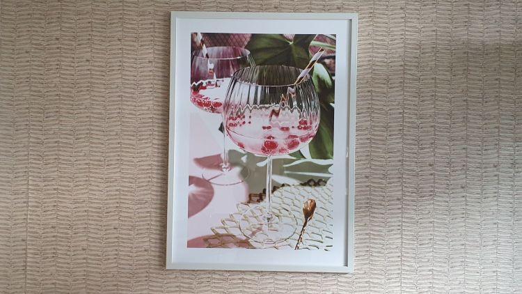 posters in het interieur - cocktail