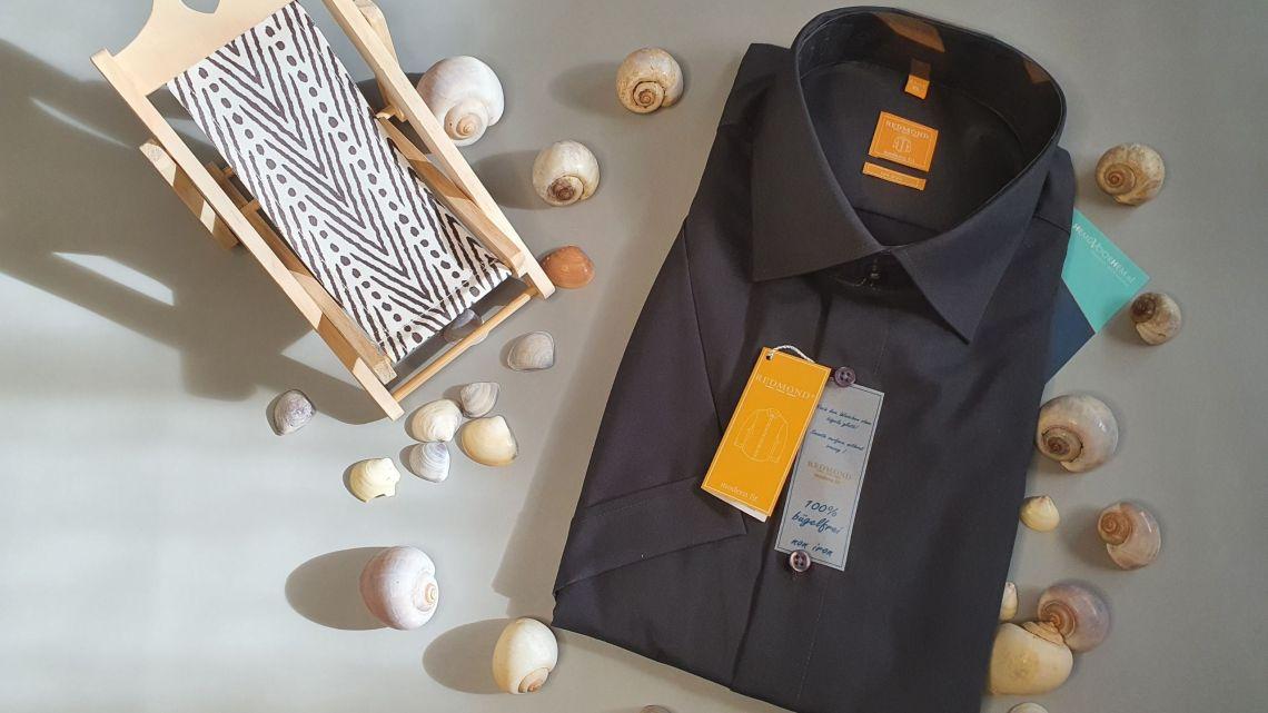 zomers overhemd voor mannen korte mouwen